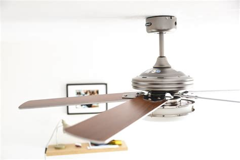 ceiling fan width for room size ideal size of a ceiling fan in relation to a room or surface