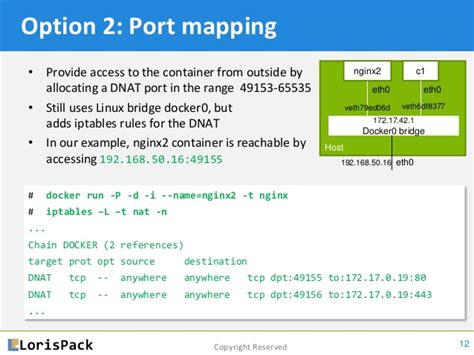docker tutorial stackoverflow docker port mapping my blog