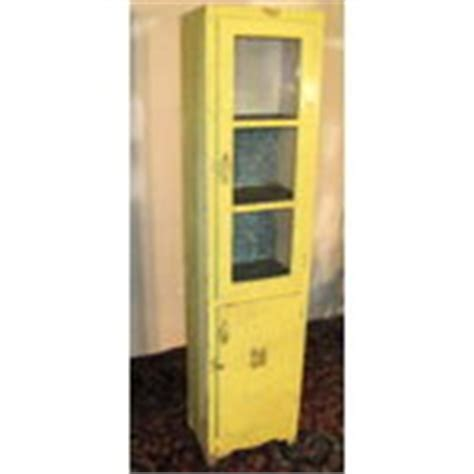 vintage narrow hoosier era pantry kitchen cabinet