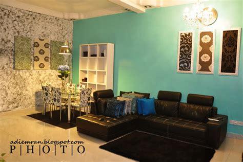 Sofa Ruang Tamu Warna Hijau ruang tamu ruang makan warna baby blur baby turquoise