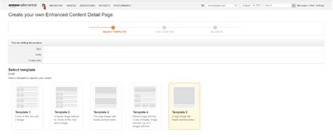 Amazon Enhanced Brand Content Templates Intomarkets Enhanced Brand Content Templates