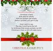 Funny Christmas Poems  Celebration All About