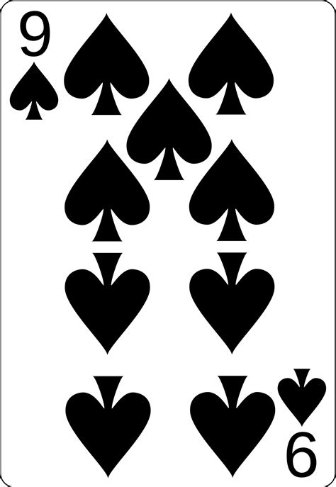 File:9 of spades.svg - Wikimedia Commons
