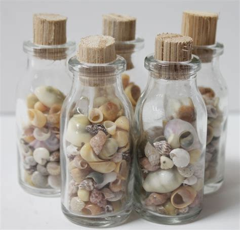 In A Bottle Seashells Sands Home Decor 1000 images about themed centerpieces on