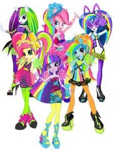 the best selection pictures my little pony rainbow rock here you