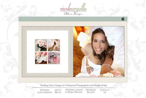 Wedding Albums For Professional Photographers by Urquilla Album Designs Wedding Album Design