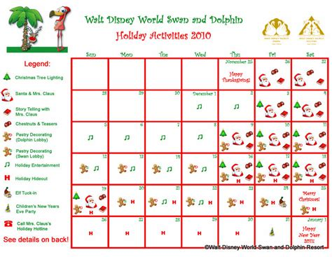 more holiday foodie events at the disney world swan and