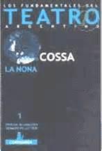 libro la habitacin de nona inmigraci 243 n y literatura teatro 1897 2007 p 225 gina 2 monografias com