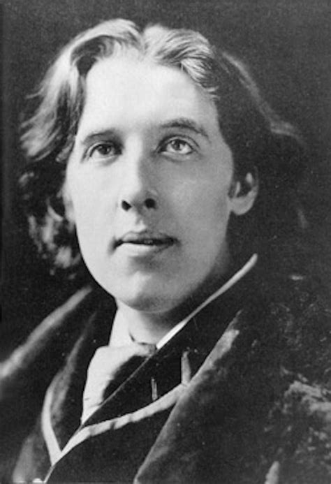 one author quotes from oscar wilde author playwright poet