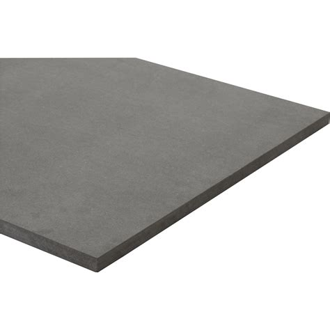 panneau mdf m 233 dium teint 233 e masse gris anthracite valchromat l250 x l122 19mm leroy merlin