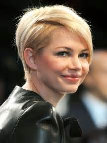 photos of hair growing out from cut how to grow out short hair like michelle williams beauty