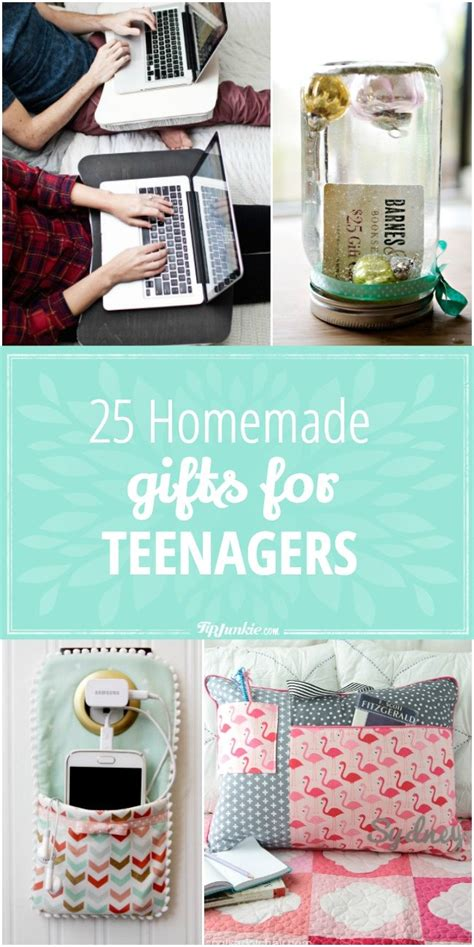 Handmade Gifts For Teenagers - 25 gifts for teenagers tip junkie