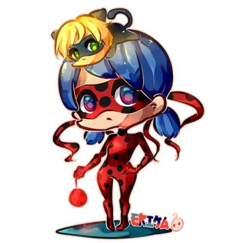 Imagenes Kawaii Ladybug | kawaii miraculous ladybug by dessineka on deviantart