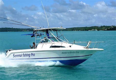 speed boat in phuket fishing speedboat for rent in phuket for day 171 sommai 187