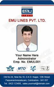 media id card templates employee id card best marketing company id card template