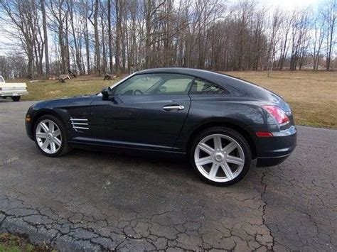 how petrol cars work 2006 chrysler crossfire roadster electronic toll collection sell used 2006 chrysler crossfire limited coupe in karns city pennsylvania united states
