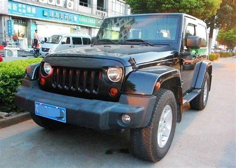 Jeep Angry Grill Purchase 07 13 Jeep Wrangler Angry Bird Style Front Grille