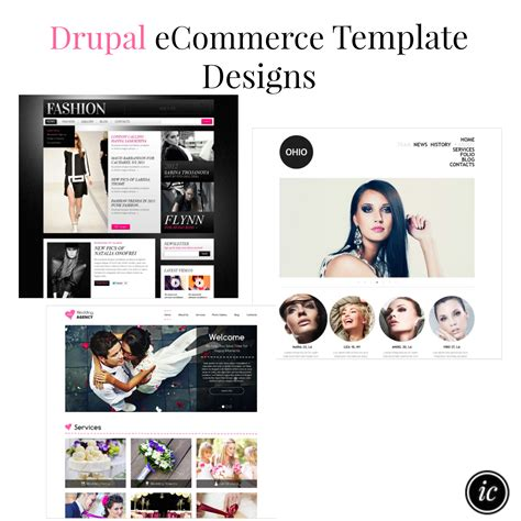 ecommerce website template designs imperfect concepts