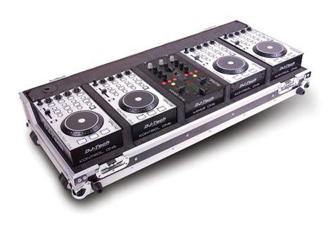 midi decks dj tech hybrid 101 ultimate 4 deck midi controller system