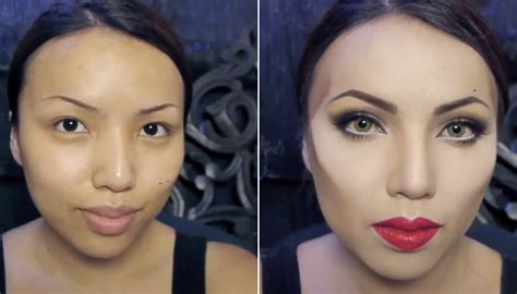 Make Up Chanel Indonesia channel your inner with this maleficent makeup