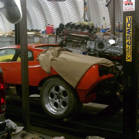 lamborghini engine swap lamborghini diablo with ls3 v8 engine swap has 550 hp