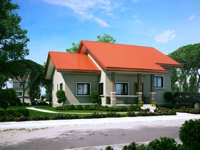 Bahay Kubo Design And Floor Plan by Bungalow House Plans Pinoy Eplans Modern House Designs