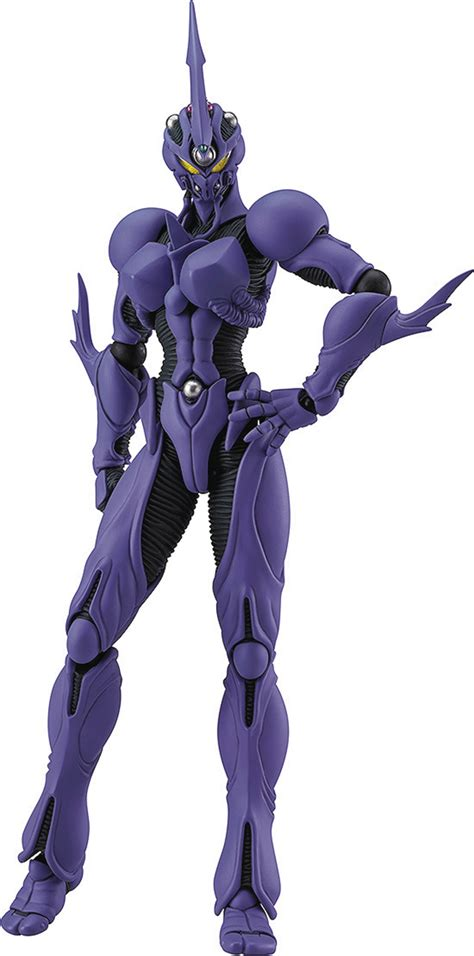 guyver the bioboosted armor apr168957 guyver the bioboosted armor guyver ii f figma