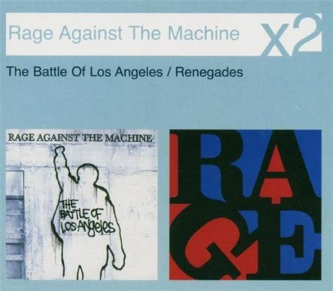 Kaos Rage Againt The Machine Musik Rock 01 the battle of los angeles renegades rage against the machine
