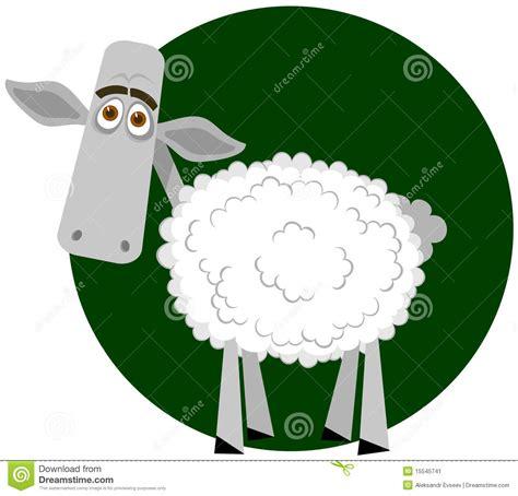 imagenes vacaciones tristes ovejas tristes imagen de archivo imagen 15545741