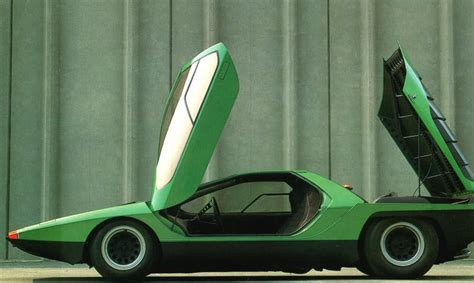 1968 alfa romeo carabo classic automobiles