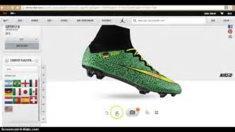 Customize Your How To Customize Your Nike Football Cleats