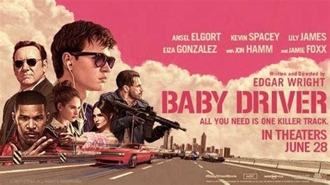 Baby Driver bob and ed podcast baby driver racket magazine