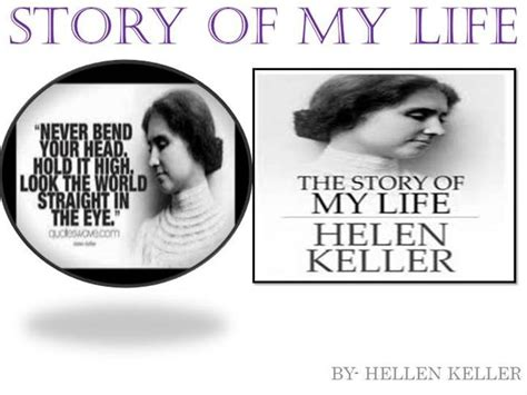 dk biography helen keller chapter summaries story of my life authorstream