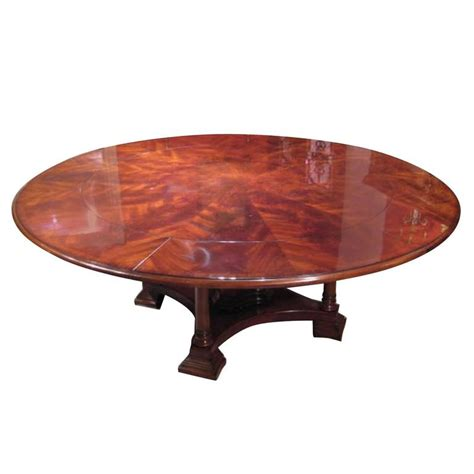 mahogany jupe dining table at 1stdibs