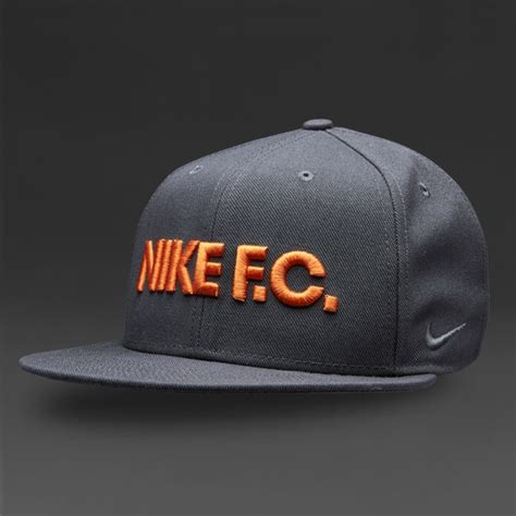 Snapback Topi Nike Fc nike clothing fc block true snapback anthracite anthracite 648344 060