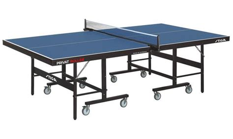 stiga privat roller ping pong table price stiga privat roller ccs indoor table tennis table