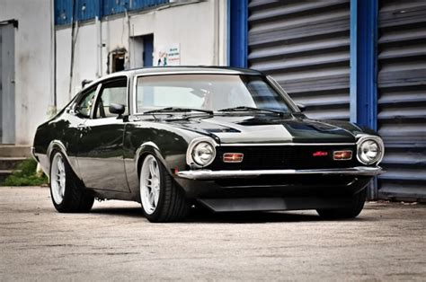 Ford Mavrick Enkei Equipped Ford Maverick Proves The Is Not