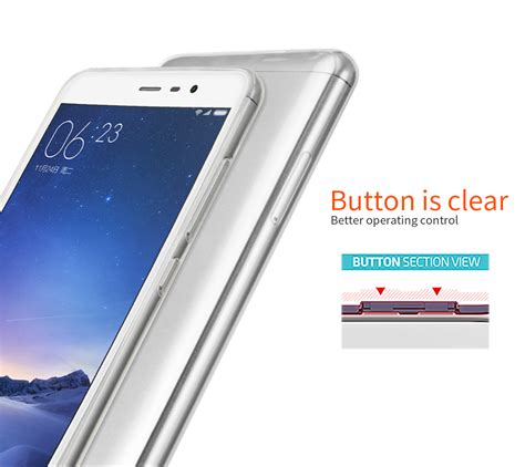 For Xiaomi Redmi Note 3pro Soft Silikon Anti Knock Casing Bg0621lc lenuo ultra thin anti fingerprint transparent tpu soft for xiaomi redmi note 3 sale