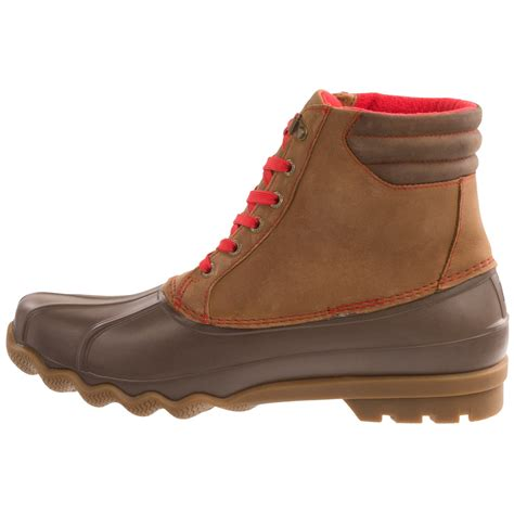 duck boots for sperry avenue duck boots for 8805w