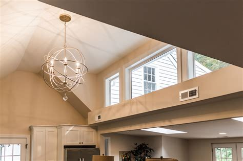 high ceilings high ceiling kitchen excellent ideas about vaulted