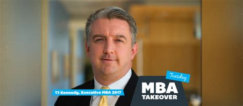 Pfizer Mba Internship by Mba Takeover Tj Kennedy Executive Mba 2017 Carey The Torch