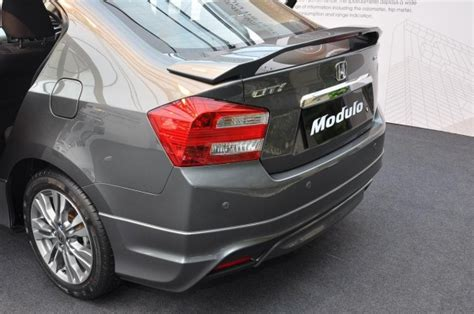 Kaos Otomotif Mobil Honda Modulo jual spoiler city modulo pillar automotif