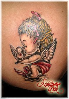 tattoo lil angel little angel tattoos baby angel tattoo tattoo ideas