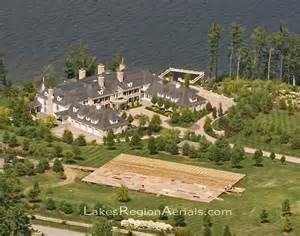 bob bahre s massive lakefront mansion homes of the rich