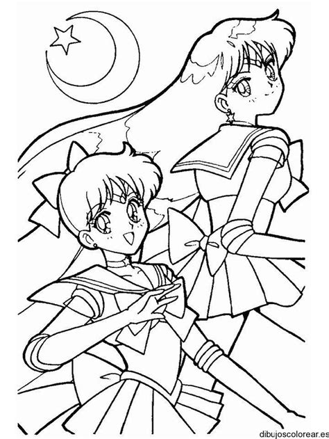 Dibujo De Colegialas Anime Anime Vire Coloring Pages Printable