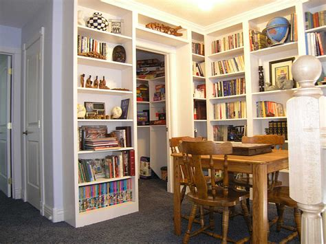 Library Closet by Eight Awesome Ways To Store Your Books And