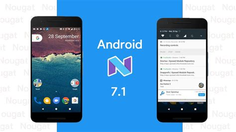 What Android Version Is 7 1 1 by Install Pixel Software Android 7 1 Nougat On Any