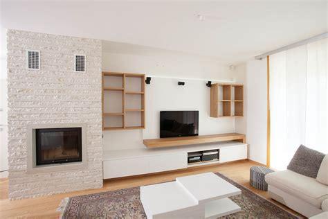 immagini di soggiorni soggiorni moderni arredati con mobili in legno