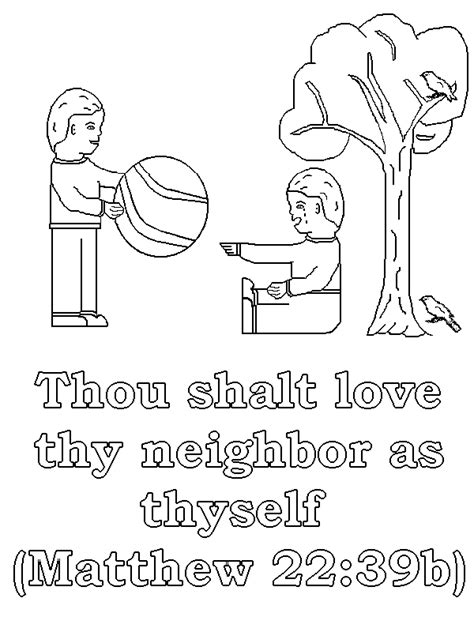 Coloring Page Matthew 22 matthew 22v1522 free colouring pages