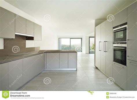 empty kitchen new empty apartment kitchen royalty free stock photos